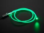Green Fiber Optic Light Source 1 watt