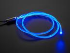 Blue Fiber Optic Light Source 1 watt