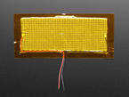 Electric Heating Pad covered with kapton film