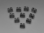JST PH 3-pin Vertical Connector (10-pack) - STEMMA