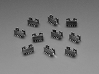 JST PH 4-pin Vertical Connector (10-pack) - STEMMA