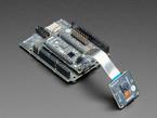 Camera plugged into Sony Spresense board