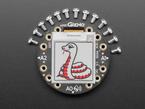 Gizmo next to many machine screws