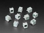 Pack of 10 RJ12 Jack Connectors - EV3/NXT LEGO Compatible