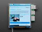 Pimoroni HyperPixel 4.0 Square - Hi-Res Display for Raspberry Pi - Non-Touch - PIM475