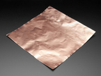 Thin Copper Foil Sheet with Conductive Adhesive