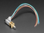 N20 DC Motor with Magnetic Encoder and many wires