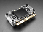Clear Acrylic Enclosure + Hardware Kit for Adafruit CLUE
