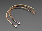 1.25mm Pitch 4-pin Cable Matching Pair