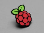 Raspberry Pi Enamel Pin
