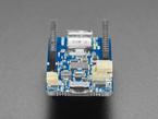 Close up of Micro USB port