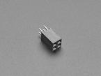 GPIO Female 2x2 4-pin Socket Riser Header for Raspberry Pi
