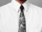 close up of man wearing tie
