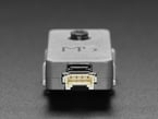 Close-up of USB-C port on M5Stack camera.