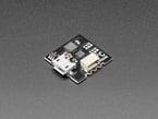 Angled shot of I2C Driver Mini PCB.