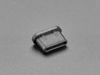 Single shot of silicone USB C inserts