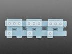 Key switch part of Spacebar keycap mold.