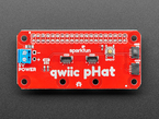 Top view of Qwiic pHAT v2.0