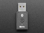 Top view of Bluetooth USB key.
