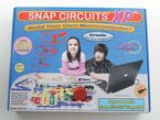 Outer box packaging with SNAP CIRCUITS XP- BUILD YOUR OWN MICROCOMPUTER on front