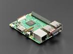 Module installed into Raspberry Pi