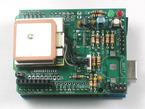 Adafruit GPS logger shield kit - v1.1