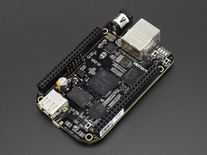Element 14 BeagleBone Black Rev C - 4GB - Pre-installed Debian