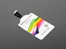 Universal Qi Wireless Charging Module - 20mm Forward MicroUSB