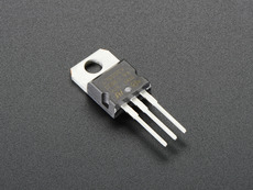 5V 1.5A Linear Voltage Regulator - 7805 TO-220
