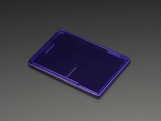 Raspberry Pi Model B+ Case Lid - Purple