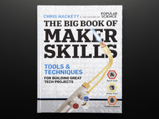 The Big Book of Maker Skills by Chris Hackett