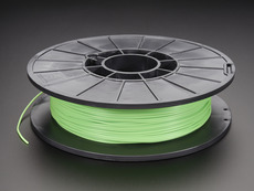 NinjaFlex - 1.75mm Diameter - Green Grass - .50 Kg
