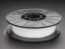 NinjaFlex - 1.75mm Diameter - Semitranslucent White - .50 Kg