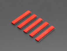 20-pin 0.1