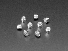 SMT / Solderable Standoff Nuts - M3 x 3mm - 10 pack