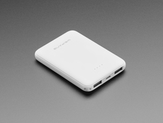 USB Li-Ion Power Bank with 2 x 5V Outputs @ 2.1A - 5000mAh