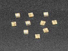 NeoPixel Addressable 1515 LEDs (1.5mm x 1.5mm) - 10 pack - SK6805-E-J