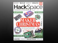 HackSpace Magazine Issue #25 - Maker Christmas - December 2019
