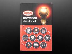 Front cover of Digi-Key Innovation Handbook.