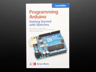 Programming Arduino By Simon Monk - Second Edition