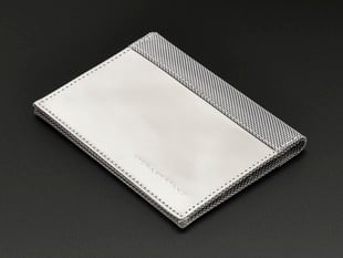 Stainless Steel RFID Blocking Passport Sleeve