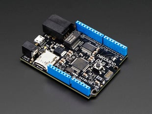 netduino Plus 2 (.NET-programmable microcontroller)
