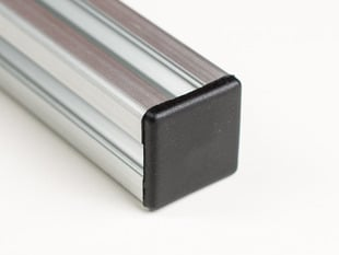 Aluminum Extrusion End Cap (for 20x20) - pack of 10