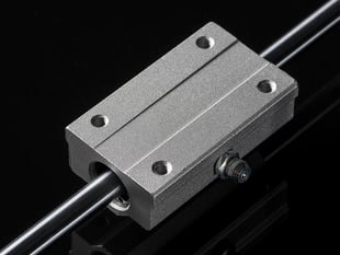 8mm Diameter Linear Bearing Pillow Block - SC8LUU