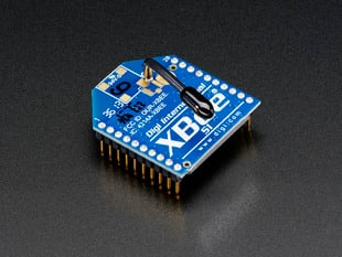 XBee Module - Series 1 - 1mW with Wire Antenna - XB24-AWI-001