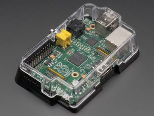 Adafruit Pi Case- Enclosure for Raspberry Pi Model A or B