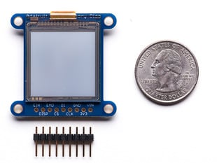 SHARP Memory Display Breakout - 1.3