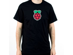 Raspberry Pi Logo T-Shirt