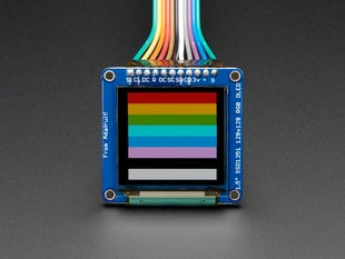 OLED Breakout Board - 16-bit Color 1.5