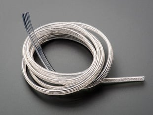 Silicone Cicoil Wire Cable - 4-pin 24AWG